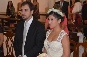 casamiento Denisse y Juan Manuel