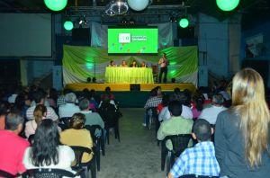 Acto de ECO para las PASO -Saladas2015-