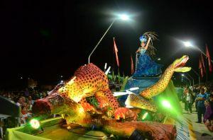 Carnaval de mi Ciudad 2016 2da. Noche
