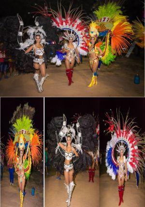 NEW PORA 2da. noche -2017
