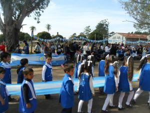 Acto Escuela 468 Dia de la Independencia