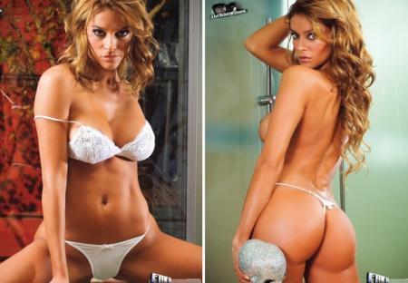 Playboymodellen Silvina Escudero ble for sterkt for «Skal vi danse» thumbnail