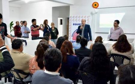 Proyecto Corrientes no para de crecer en distritos