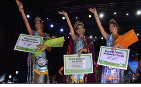 Florencia Demarchi es la nueva Reina Nacional del Surubí