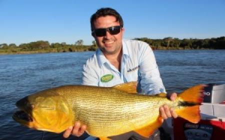 """Pretenden potenciar a Corrientes como """"meca"""" de la pesca deportiva"""