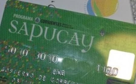 Desde este viernes se encuentran habilitadas las tarjetas Sapucay