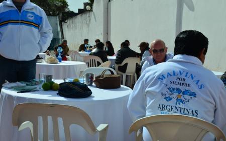 Saladas: Se realizó el 51º Congreso de Ex - Combatientes de Malvinas