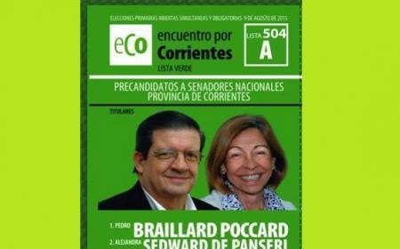 Maratón electoral de ECO por el Interior provincial