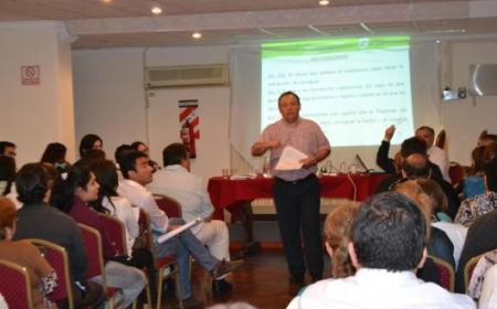 El Registro Civil capacitó al personal de las delegaciones en lo que implicará el nuevo Código