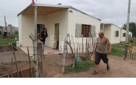 En San Lorenzo se sortean 20 viviendas sociales