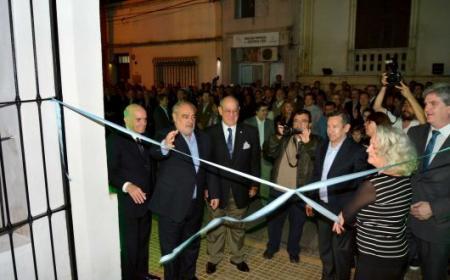 Se inauguraron las obras de puesta en valor de la histórica Casa Martínez