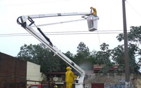 Por mantenimiento, el domingo no habrá luz en Saladas y varias localidades