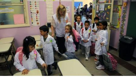 Argentina, Brasil, Colombia y Perú con el peor rendimiento escolar