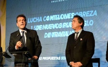 Sergio Massa visitará un club de abuelos en Corrientes