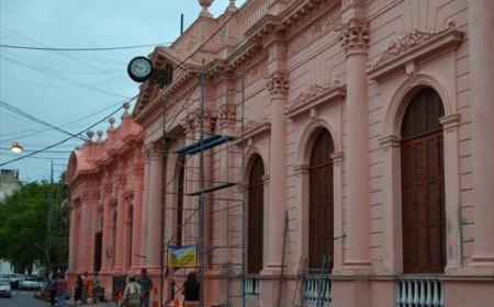 El Gobierno destinará a obras los fondos de coparticipación que devolverá Nación
