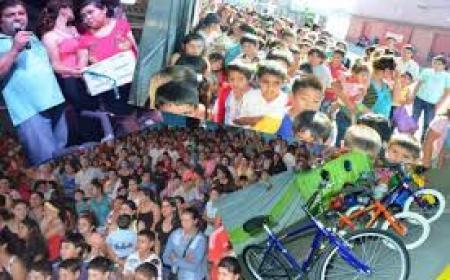 Este domingo 7 de Agosto FM La Cueva festeja el día del Niño