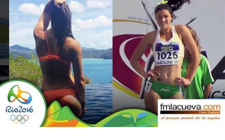 Michelle Jenneke, la atleta que saltó a la fama por su
