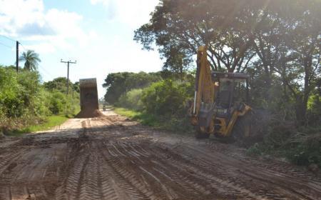Se agilizan las gestiones para concretar el enripiado a Colonia Cabral