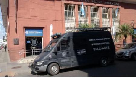 Imputaron al gerente del Banco Nación de Corrientes en una causa de lavado de dinero