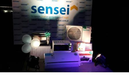 Lluvia de premios, encuentro artístico junto a SENSEI