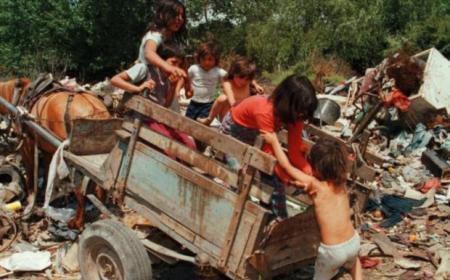 Casi la mitad de los chicos argentinos viven en la pobreza