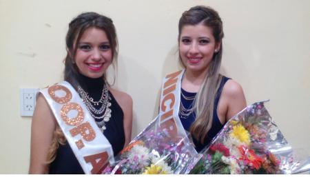 Saladas eligió a  sus dos representantes para el reinado de la Miel 2016