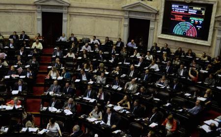 Ganancias: la oposición impuso su proyecto en Diputados