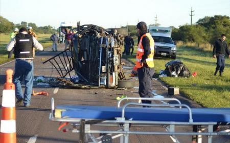 Tres nuevos muertos en siniestros viales en Corrientes