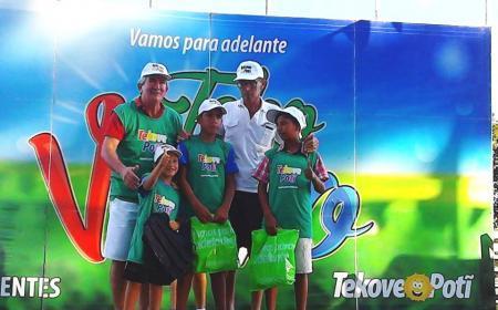 Gran evento del Tecoverano este finde en el Municipio de Pago de los Deseos