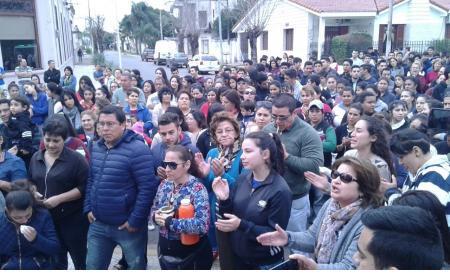 "Reclamo de justicia en Saladas: ""Queremos salir a las calles sin miedo"""