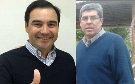 Gobernador Valdés recibió al Intendente Alterats y analizaron asuntos de interés para Saladas
