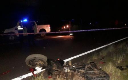 Tres muertos en siniestro vial ocurrido sobre ruta nacional 118