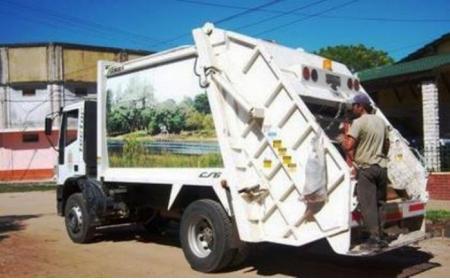 No habrá servicio de recolección de residuos, hasta el lunes 21